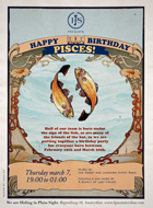 Happy Birthday Pisces!
