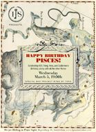 Happy Birthday Pisces