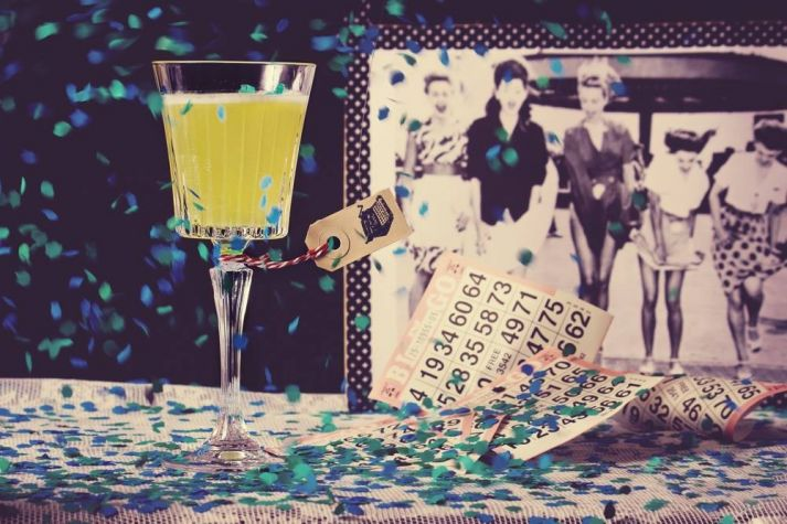The no words cocktail